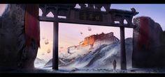 Boat Kingdom by AngHuiQing.deviantart.com on @DeviantArt