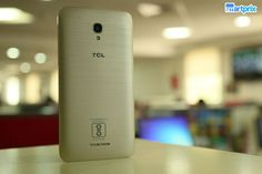 TCL Forays In India With 560; Offers an Iris Scanner Smartphone For 7,999 INR  #TCL560  #new #smartphone