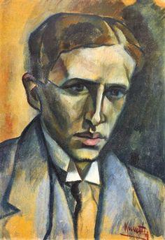 View Man portrait by János Kmetty on artnet. Browse upcoming and past auction lots by János Kmetty. Art Database, Cubism, Trending Topics, Art History, Past, Auction, Fan Art, Artist, Artwork