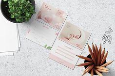 Newborn Photographer Gift Card by TimphanCo on @creativemarket