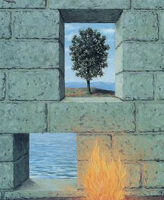"-Online Browsing-: René Magritte: ""Art evokes the mystery without which the world would not exist"""