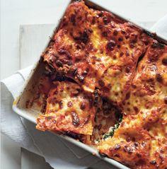 Tuscan Lasagna Recipe   http://aol.it/1pfP4xz