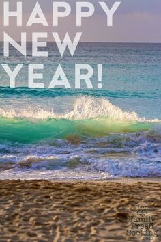 Happy New Year 2013 from Cayman Islands ::: FamilyFreshCooking.com