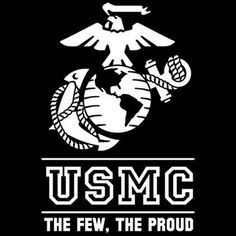 USMC The Few The Proud by Mychristianshirts on Etsy