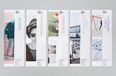School of Art and Design Zurich - Faltflyer by Resort Studio - Layout Design, Flugblatt Design, Buch Design, Print Layout, Banner Design, Leaflet Layout, Leaflet Design, Graphic Design Tattoos, Graphic Design Typography
