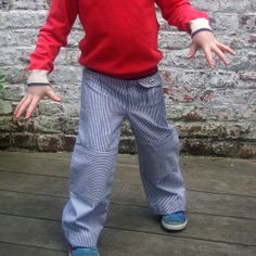 Jacob Trousers – from the sublime to the ridiculous