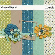 Sweet Shoppe Designs::Sweet Freebies::Twinkle by Julie Billingsley