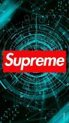 Find the best Supreme Wallpaper on GetWallpapers. We have background pictures for you! Supreme Brand, Supreme Logo, Supreme Art, Rose Wallpaper, Wallpaper Backgrounds, Black Wallpaper, Colorful Wallpaper, Iphone Wallpapers, Supreme Background