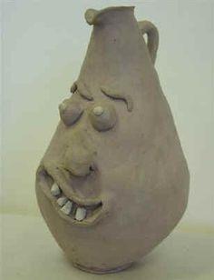 Lesson Plan: Ceramic Face Vessels - Face Jugs - Folk Art