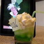 Mad Hatter Cocktail!