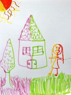 Πώς θα βοηθήσετε το παιδί να ακονίσει το μυαλό του ζωγραφίζοντας!