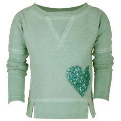 Isla Ibiza sweater groen
