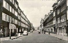1950's View on the Hudsonstraat in Amsterdam. #amsterdam #1950 #hudsonstraat
