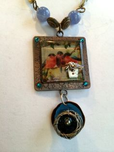 The Birdie Told Me by suzeweinberg on Etsy