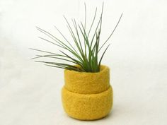 Hey, I found this really awesome Etsy listing at http://www.etsy.com/listing/112028947/felted-bowl-mustard-yellow-cozy-little