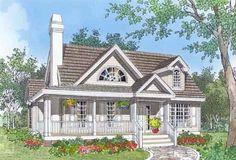 The Livingston House Plan