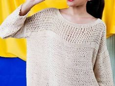 sweater a palillos para mujer ile ilgili görsel sonucu