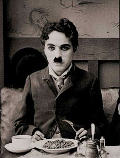 Charlie Chaplin in The Immigrant