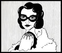 Mascarade, mai llustration de Anne HB, © www. Disney Characters, Fictional Characters, Disney Princess, Illustration, Art, Drawing Drawing, Art Background, Kunst, Illustrations