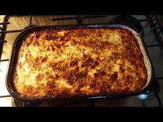 Rakott, savanyú káposzta ahogyan én készítem. - YouTube Hungarian Recipes, Lasagna, Ethnic Recipes, Desserts, Youtube, Tailgate Desserts, Deserts, Postres, Dessert