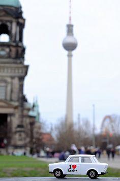 Berlin 2013 - Trabant