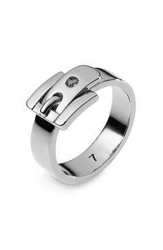 Michael Kors Buckle Ring | Nordstrom