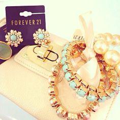 love love love but can't wear the earrings :(