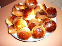 Recette Thermomix: Navettes ou mini pains au lait + photo