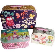 Kuffertsæt fra Mini Labo