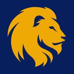 Evan Luecke - A&M-Commerce Track Athletes by lion_audio Leon Logo, Logo Lion, Lion Noir, Lion Sketch, Photo Background Images, Lion Art, Lion Tattoo, Animal Logo, Pictogram