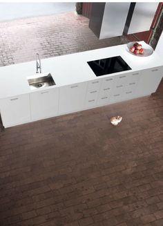 Eine Weiße Kücheninsel Ist Ein Traum! Bilder Und Ideen Für Traumküchen Mit  Weißen Kochinseln. Küche ...