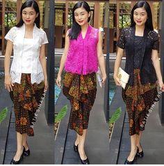 Siraman Kebaya Lace, Kebaya Brokat, Dress Brokat, Batik Kebaya, Batik Dress, Lace Dress, Dress Up, Batik Fashion, Skirt Fashion