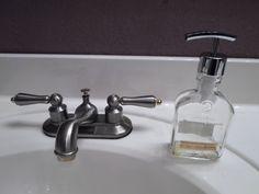 Woodford Reserve Liquid Soap Dispenser by SchulersGlassDecor, $15.00