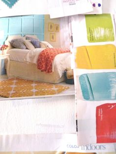 GREAT COLORS! ModernJune: Reno Update: Color Mood Board