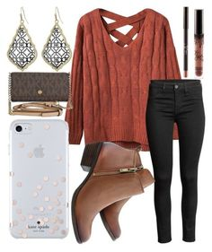 Kendra Scott and Kate Spade Fall College Outfits, Casual Winter Outfits, Cute Casual Outfits, Autumn Outfits, Office Outfits, Look Fashion, Fashion Outfits, Trendy Fashion, Womens Fashion