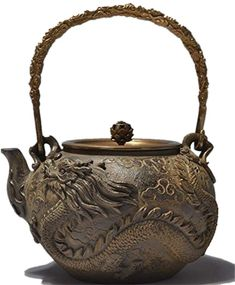online shopping for RUIKA Japanese tetsubin Cast Iron Teapot Dragon phoenix pattern Kettle 48 Ounce wooden gift box from top store. See new offer for RUIKA Japanese tetsubin Cast Iron Teapot Dragon phoenix pattern Kettle 48 Ounce wooden gift box Cast Iron Kettle, Cast Iron Pot, It Cast, Wooden Gift Boxes, Wooden Gifts, Vanilla Chai Tea, Gift Boxes Online, Best Mixed Drinks, Dragon Tea