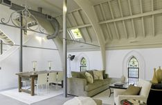 Beautiful Church Conversion In Mill Hill By Baker Kavanagh Architects   HomeDSGN