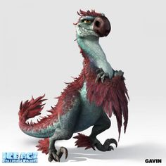 ice age collision course characters - Buscar con Google