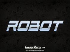 metal-style-robot