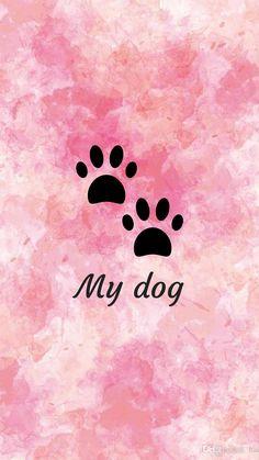 Batman Wallpaper, Dog Wallpaper, Dog Paw Drawing, Smoke Photography, Dog Icon, Birthday Wallpaper, Instagram Background, Cute Girl Face, Pink Dog