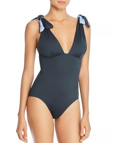 Mei L'ange - Eve Bow One Piece Swimsuit