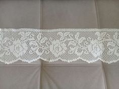 Crochet Curtains, Valance Curtains, Filet Crochet, Diy And Crafts, Lavender, Home Decor, Crocheting Patterns, Knitting And Crocheting, Carpet