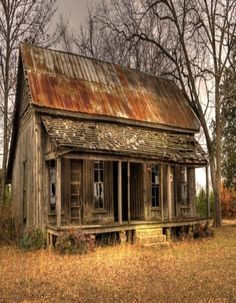 Pretty Old Farm House
