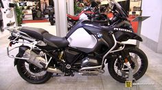 2016 BMW R1200GS Adventure - Walkarond - 2016 Montreal Motorcycle Show