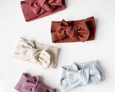 Braided Baby Headband Sailor Knot Bow Knotted Infant   Etsy Newborn Baby Girl Headbands, Cute Headbands, Baby Hair Bows, Sailor Knot, Fall Baby, Knot Headband, Baby Shower Gifts, Infant, Etsy