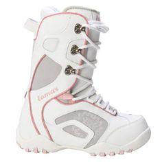White Ski Boots