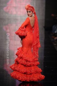 Fotografías Moda Flamenca - Simof 2014 - Arte y Compás 'Gitanas con arte' Simof 2014 - Foto 18