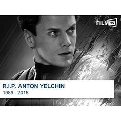 #AntonYelchin ist tot. Der #StarTrek Schauspieler wurde von seinem eigenen Auto zerquetscht. Die Polizei geht von einem tragischen Unfall aus. Wir werden ihn in der Sternenflotte vermissen