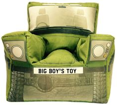 Personalised Off Road Car Bean Bag Chair Reg Plates, Car Chair, Garage Interior, 4x4 Off Road, Land Rover Defender, Defender Camper, Toys For Boys, Military Vehicles, Offroad