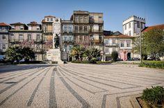 Praça de Carlos Alberto (Porto, Portugal) by Gail at Large + Image Legacy, via Flickr
